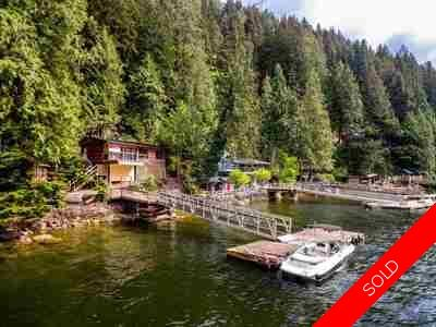 Indian Arm House for sale:  2 bedroom 800 sq.ft. (Listed 2017-05-01)