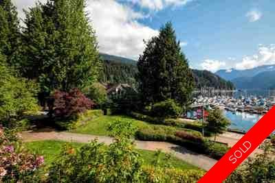 Deep Cove Townhouse for sale:  1 bedroom 977 sq.ft. (Listed 2017-09-11)