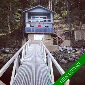 Indian Arm House for sale:   700 sq.ft. (Listed 2019-04-03)
