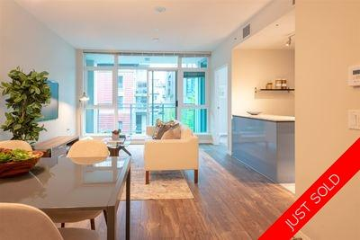 Lower Lonsdale Condo for sale:  1 bedroom 663 sq.ft. (Listed 2019-04-17)